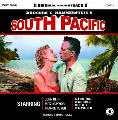 Soundtrack OST - South Pacific - Soundtrack OST CD T6LN The Cheap Fast Free Post • 4.32£