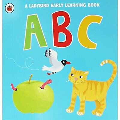 £3.49 • Buy Ladybird Early Learning: ABC Book The Cheap Fast Free Post