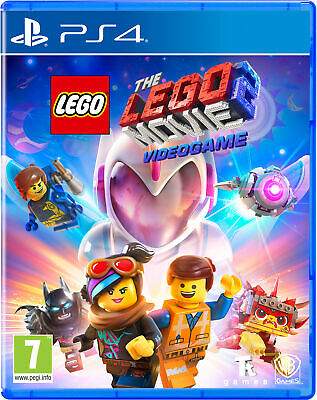 AU28.81 • Buy Lego Movie 2 The Videogame PS4 Game