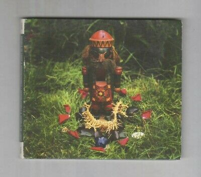 $75 • Buy (CD) THE NEW ANGELS OF LIGHT & AKRON FAMILY - S/T / AUTOGRAPHED / M. Gira '03