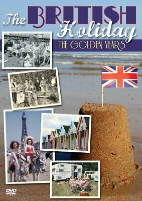 £3.49 • Buy The British Holiday - The Golden Years [DVD] - DVD  00VG The Cheap Fast Free