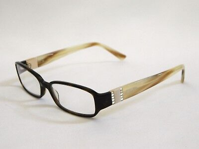 cabc7067b6d1 Vera Wang Jeweled Eyeglass Frames Gold Tortoise For Reading Glasses Sunglasses  • 22.00