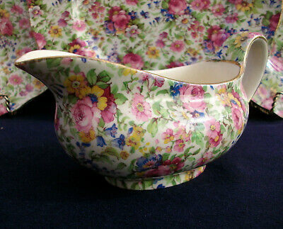$ CDN118.99 • Buy ROYAL WINTON GRIMWADES SUMMERTIME (c.1932+) GRAVY BOAT (NO UNDER PLATE)- RARE!