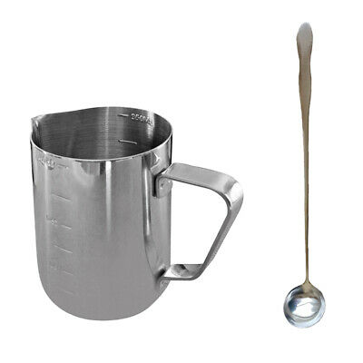 Stainless Steel Candle Pouring Pot Stirring Spoon Wax Soap Base Melting Tool • 8.61£