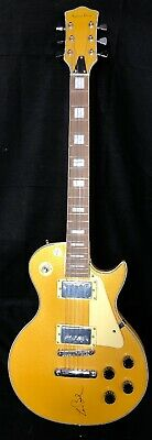$449.99 • Buy Electric Guitar Signed By Les Paul Authenticated By Autograph Pros