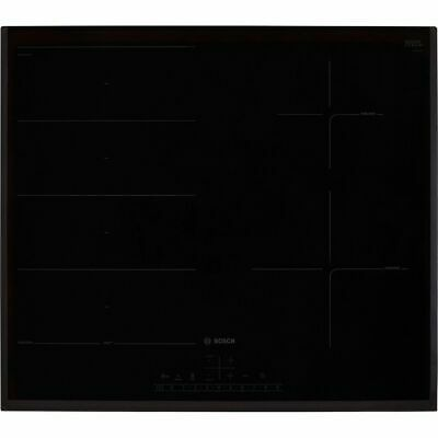 Bosch PXE651FC1E Serie 6 59cm 4 Burners Induction Hob Touch Control Black • 759£