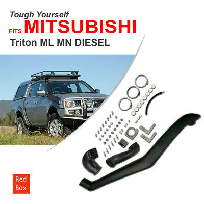 AU108 • Buy SNORKEL KITS Fits MITSUBISHI TRITON ML MN 2.5 TURBO DIESEL 2006-2011