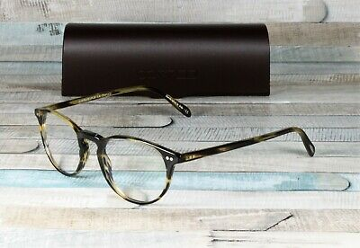 b37aacfc042 Oliver Peoples OV5004-1003 Riely R Coco Eyeglasses Frames 47MM • 139.00