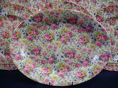 $ CDN134.99 • Buy ROYAL WINTON GRIMWADES SUMMERTIME (c.1932+) SERVING PLATTER 11 3/8 - RARE!