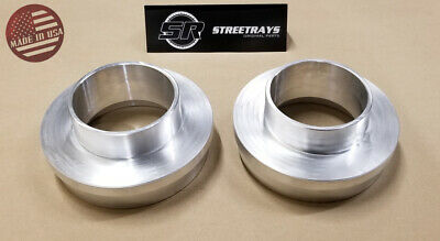 $42.95 • Buy [SR] Billet FRONT 2.5 LIFT LEVELING KIT 88-07 GMC Chevy 2WD Sierra Silverado Etc