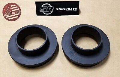 $42 • Buy [SR] FRONT 2  LIFT LEVELING KIT 88-07 GMC Chevy 2WD Sierra Silverado Etc. BLACK