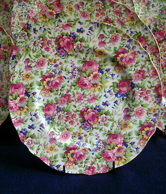 $ CDN36.99 • Buy ROYAL WINTON GRIMWADES SUMMERTIME (c.1940's) ATHENA SALAD PLATE- EXCELLENT!