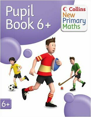 £3.29 • Buy Collins New Primary Maths - Year 6+ Pupil's Book By Clarke, Peter Paperback The