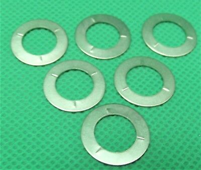 $ CDN12.22 • Buy Lot Of 50 Pcs Switchcraft 3/8 Washer Guitar Pedal Jack Hardware Fit 1/4 In Jack