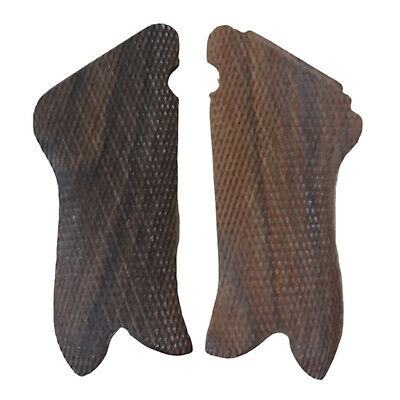 Wooden Grips For WW2 German Luger P08 Pistol - Reproduction S876 • 25.59£