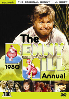 Benny Hill: The Benny Hill Annual 1980 DVD (2008) Benny Hill Cert 12 Great Value • 7.26£