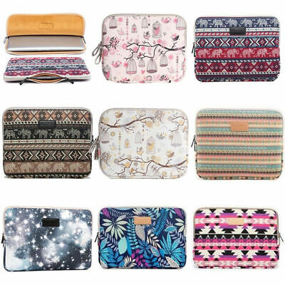 £9.99 • Buy 8 9 11.6 12 13 14 15.6 Inch Laptop Computer Cover Case Sleeve Notebook Bag UK