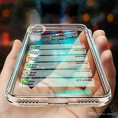 AU4.90 • Buy NEW IPhone Xs Max XR 8 Plus Case Ultra Crystal Clear Transparent COVER For Apple