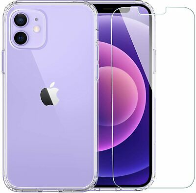 AU4.90 • Buy For Apple IPhone Xs Max XR 11 Case X 8 7 Plus 6 SE Slim Crystal Clear Soft COVER