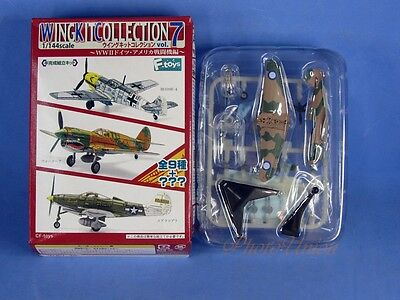 AU34.49 • Buy F-Toys Wing Kit 7 P-40E Warhawk Australian Air Force Fighter Aircraft 1/144