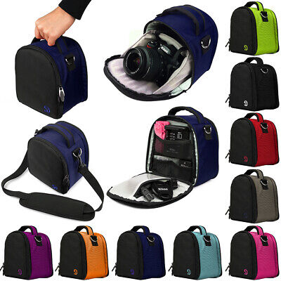 $ CDN43.27 • Buy VanGoddy DSLR Camera Shoulder Bag Carry Case For Sony A7S III/a9 II/ A6100/a6600