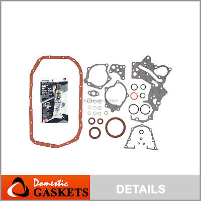 AU26.75 • Buy Lower Gasket Set Fit 93-99 Dodge Eagle Mitsubishi TURBO 4G63 4G64