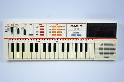 $29 • Buy Casio PT-82 Keyboard Vintage Synthesizer World Songs ROM Pack RO-551 Tested