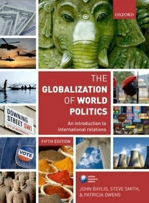 £3.87 • Buy The Globalization Of World Politics: An Introduction To International