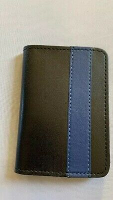 New York City Police Officer Daughter Blue Line Mini Shield, ID Wallet -  • 13.25£