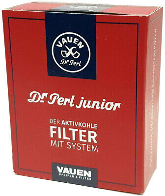 AU13.58 • Buy Dr. Perl 9mm Activated Carbon Pipe Filters (Pack Of 40)