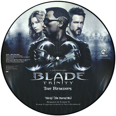 O.D.B.* & Black Keith - Thirsty (The Remixes), 12 , Pic, (Vinyl) • 15.40£