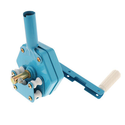Rolling Blinds Machine For Greenhouse Accessories Blue • 28.14£