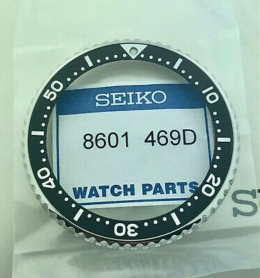 $ CDN103.52 • Buy Seiko Genuine - Skx173 Black Stainless Steel Bezel- Part #8601469d Factory Fresh
