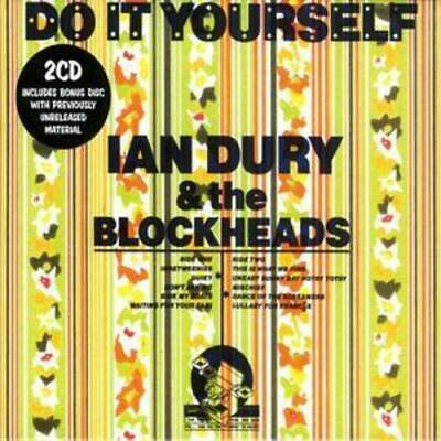 Ian Dury And The Blockheads : Do It Yourself [deluxe Edition] CD 2 Discs (2004) • 8.68£