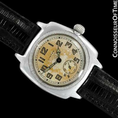 $ CDN4685.23 • Buy 1926 ROLEX Rare Very Early Oyster Vintage Mens Stainless Steel Watch - Warranty