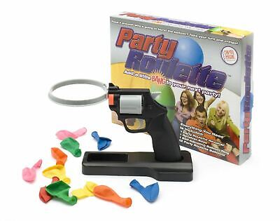 Funtime Gifts Party Russian Roulette Fun For Drinking Game NEW • 11.49£