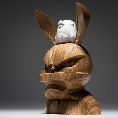 $2899.99 • Buy Coarse Glitch White Oak Limited Edition Of 50 Sealed Never Opened Kaws Bearbrick