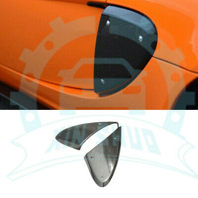 $ CDN413.19 • Buy Carbon Fiber Side Vents Replace For Lotus Elise S2 Exige S2 2001-2011 Ab166