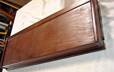 $199.99 • Buy Antique Mahogany Arts & Crafts Stack Bookcase Top.  8212