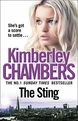 The Sting By Chambers, Kimberley Book The Cheap Fast Free Post • 3.62£