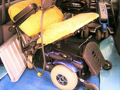 Electric Wheelchair Parts on
