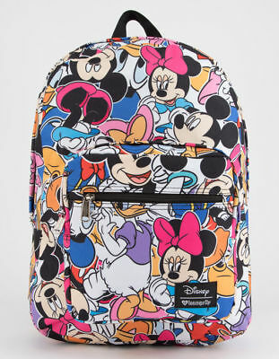 65a647c6a56 LOUNGEFLY X Disney Characters Backpack