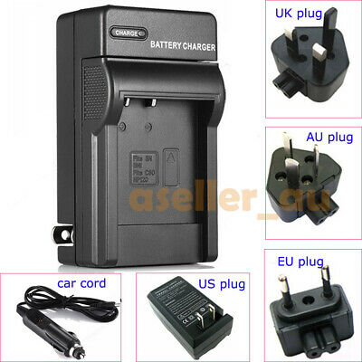 AU8.99 • Buy NP-FW50 Battery Charger For Sony Alpha A6000 ILCE-6000 A6300 ILCE-6300 ILCE-5100