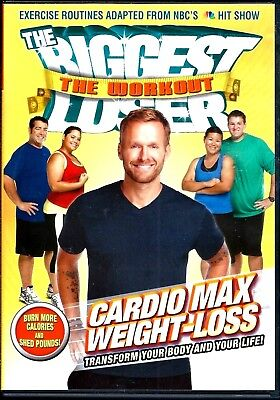 Cardio Max Weight-Loss: Transform Your Body/And Your Life (DVD) 25% OFF 3+ ITEMS • 2.80£