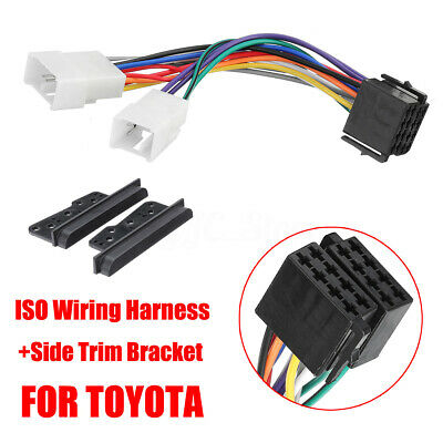 Toyota Iso Wiring Harness | Wiring Diagram on