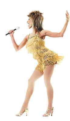 £32.38 • Buy Tina Turner Wig For A Musical Theater Costume