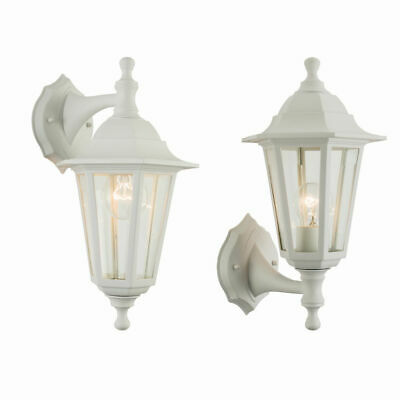 Outdoor Wall Lantern Wall Light Rust-Proof Garden Decorative Security IP44 • 13.05£