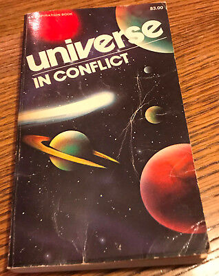 $24.99 • Buy Universe In Conflict By E.G. White PB 2nd Edition 1983