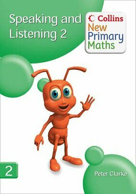 £16.99 • Buy Collins New Primary Maths �  Speaking And List... By Clarke, Peter Spiral Bound