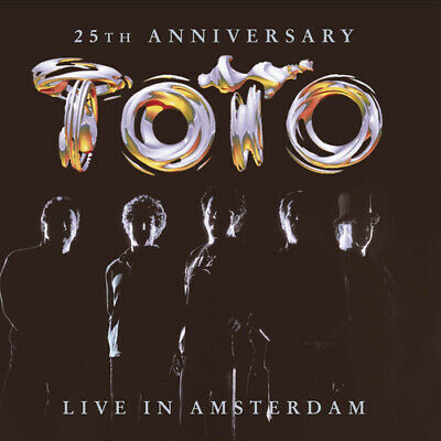 £12.17 • Buy Toto : 25th Anniversary: Live In Amsterdam CD (2019) ***NEW*** Amazing Value